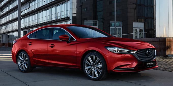 Mazda6 по привлекательной цене