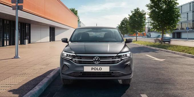 Новый Volkswagen Polo уже в наличии!