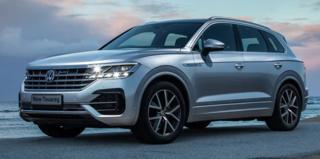 Специальные предложения на Volkswagen Touareg!