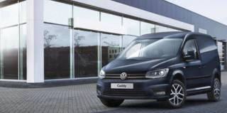 Volkswagen Caddy с внушительной выгодой!