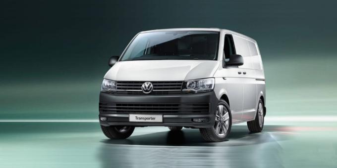 Отличные условия на а/м Volkswagen Transporter!