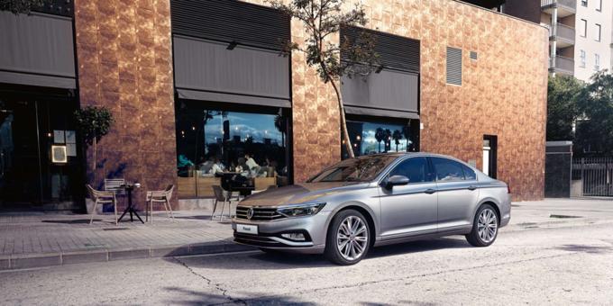 Новый Volkswagen Passat на уникальных условиях